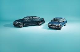 bmw 7er modelle luxus limousine luxus-limousinen allrad sportlich ausstattung iaa 2017 frankfurt