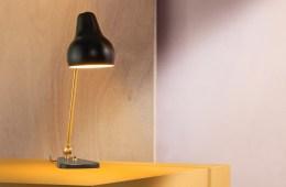 leuchte licht led beleuchtung louis poulsen edel messing modern design