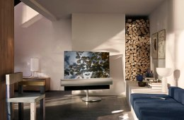 bang & olufsen tv-geräte fernseher sound lautsprecher high-end streaming 4k
