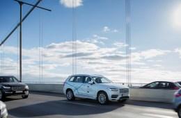 selbstfahrende autos autonomes fahren hersteller automobilhersteller volvo premium