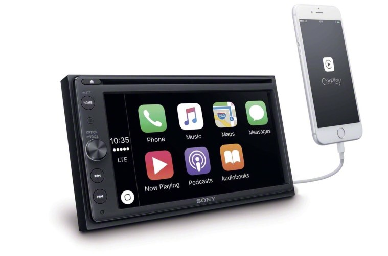 sony dvd-player smartphone mobiltelefone iphones android audio-systeme