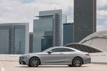 mercedes-benz mercedes-amg neuheiten neu s-klasse cabrio cabriolet coupé limousine sonderausstattung