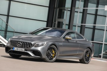 mercedes-amg s-63 s-65 coupe cabriolet new models s-class