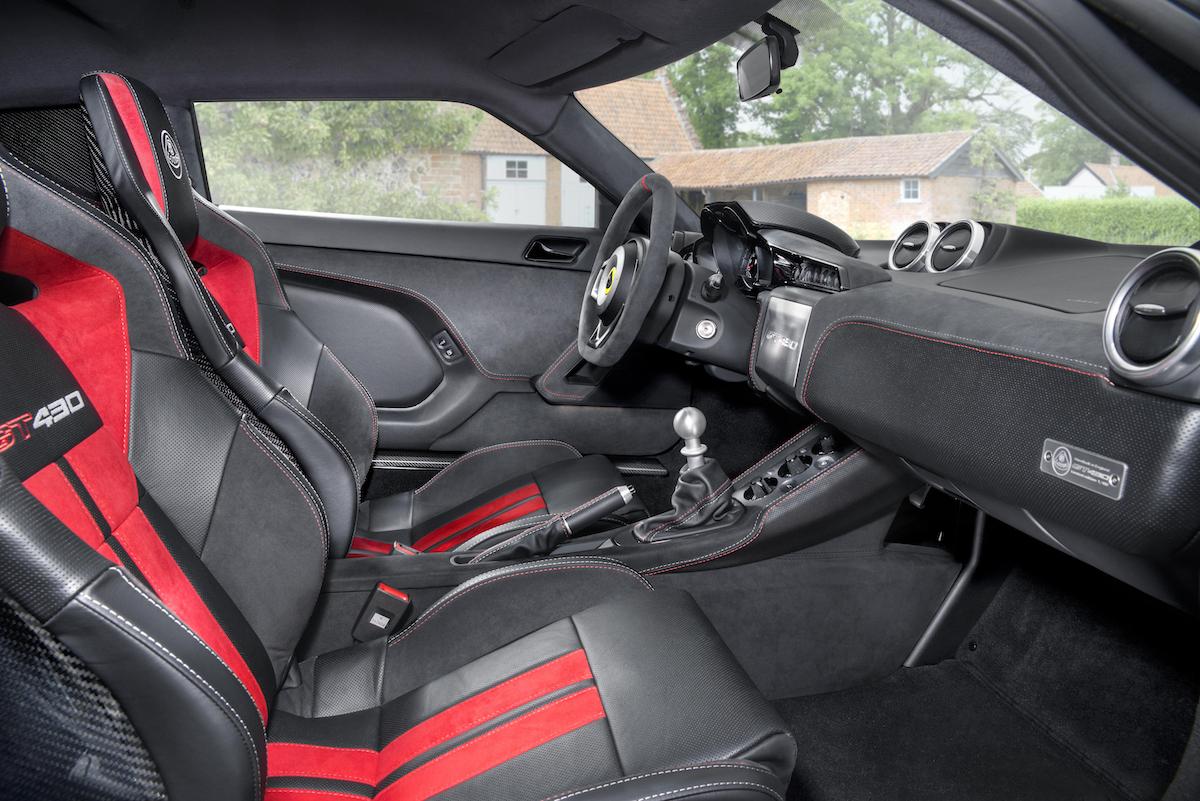 lotus evora gt430 sport sports cars models limited interior