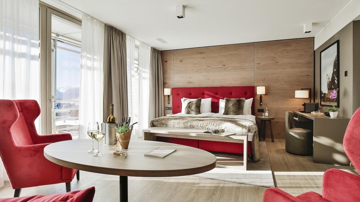 hotel hotels vier-sterne fünf-sterne davos graubünden schweiz wintersportregionen restaurants preise gourmet-restaurants