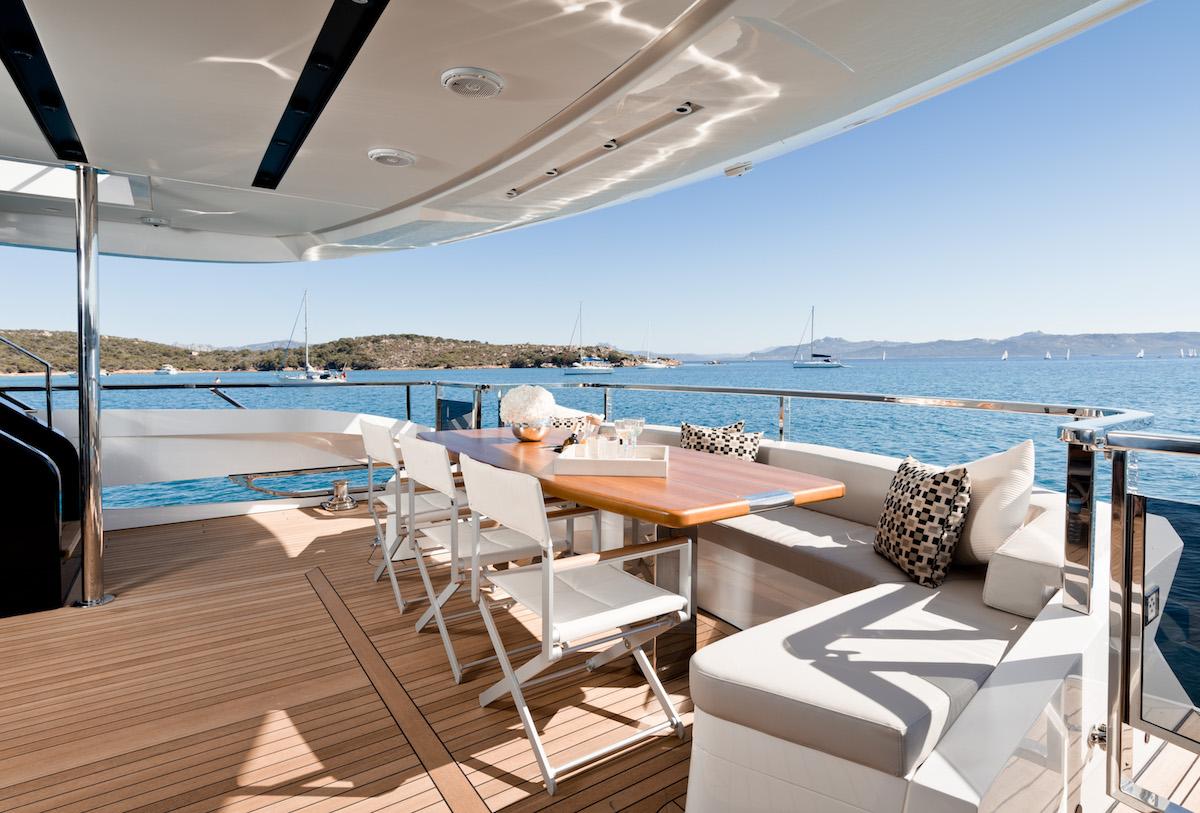 luxury yachts mega-yachts new motor-yachts dominator unique