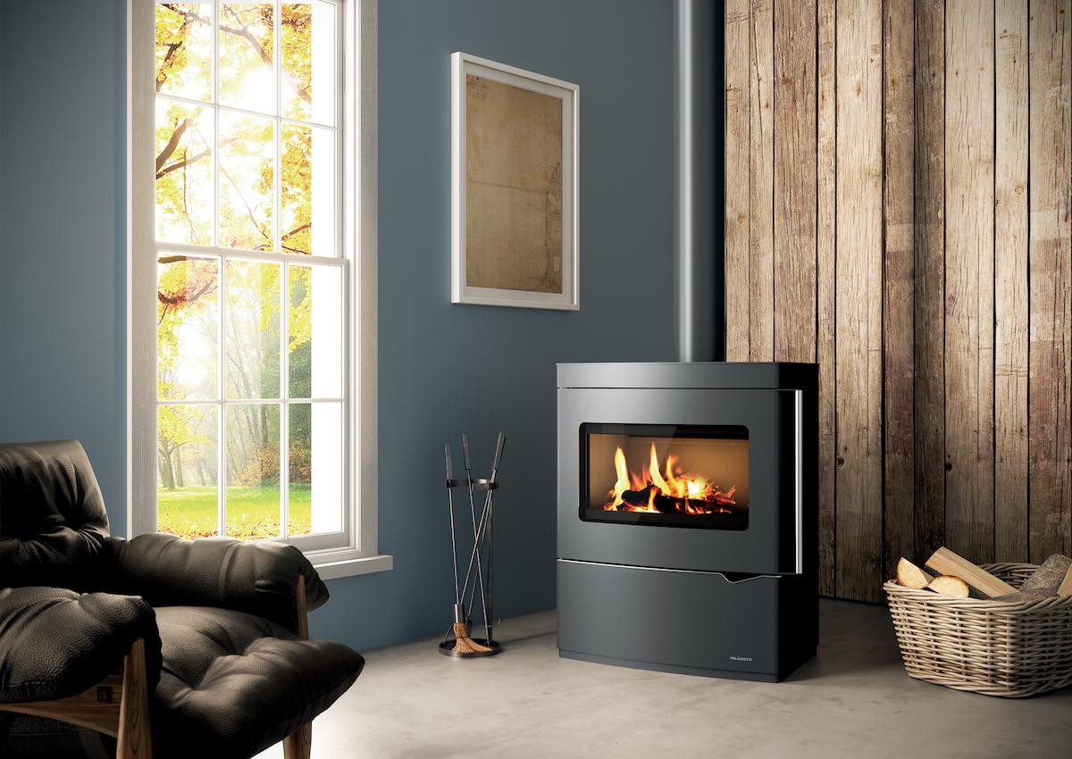 palazzetti wood stove stoves design modern technology interior decor