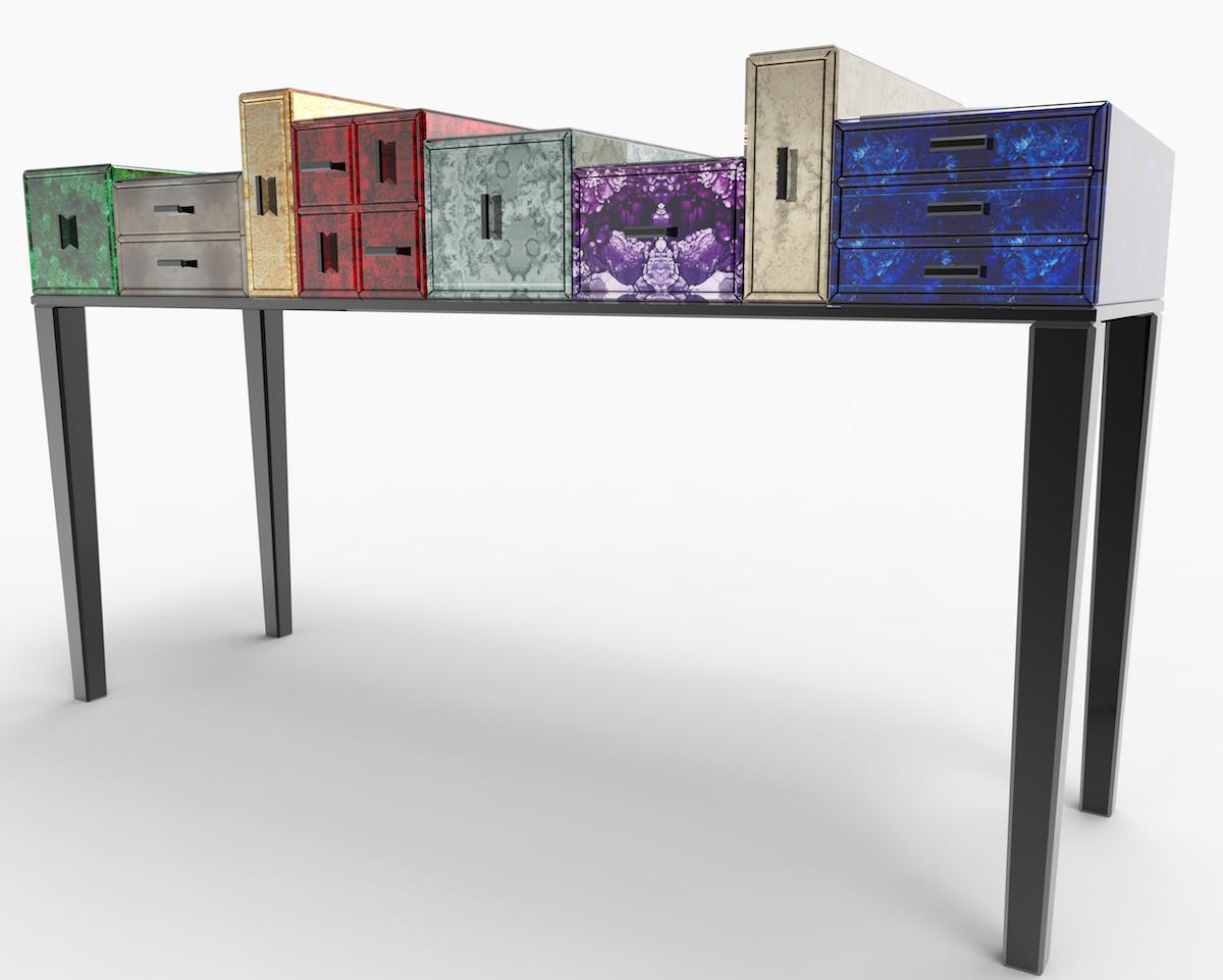 furniture luxurious unique antique pieces of design discovery inspiration amazing console