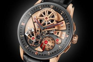 christoph claret swiss switzerland luxury watches ladies women men limited editions gold titanium