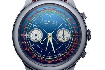chronograph chronographs watch new unique collection price alligator leather strap