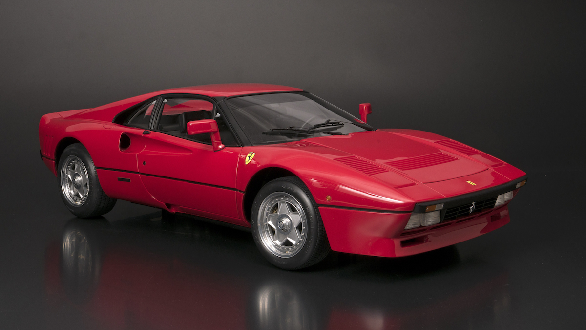 amalgam manufacturer high quality luxury luxurious model cars models scale-models model-cars sportscars race-cars formula 1 ferrari 288 gto