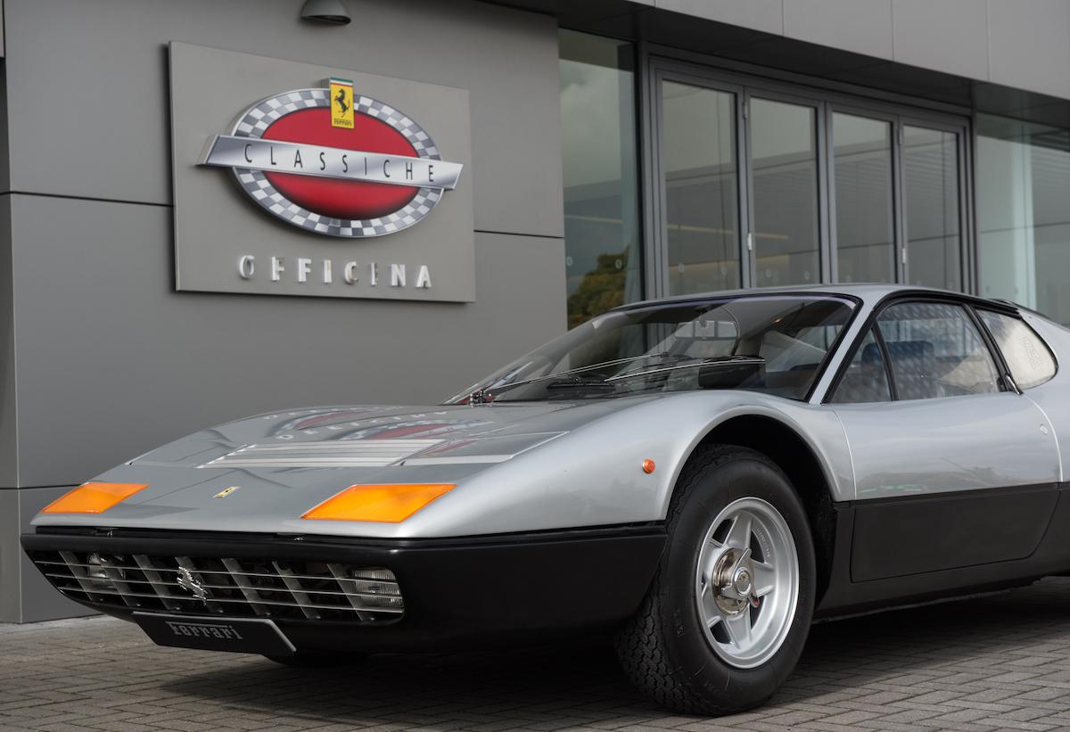 ferrari oldtimers classic-cars ferrari-classiche officina ferrari-512bb