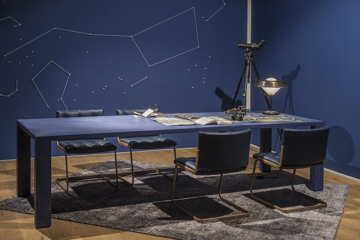 Die Schweizer Möbelmanufaktur De Sede Präsentiert Ihre Neuen