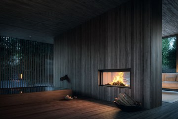 fireplace fireplaces design objects interior luxury living home made in italy
