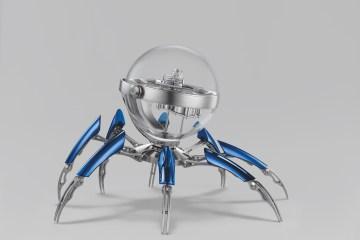 mb&f uhren uhrenhersteller schweiz uhrenmanufakturen uhrenmarken luxus luxusuhren limitiert limitierte sonderserien sondereditionen octopod