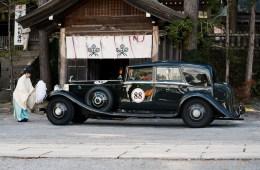 Der 1934er Rolls-Royce Phantom II des The Peninsula Tokyo