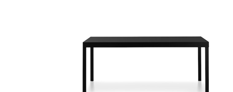 jean nouvel architekt designer tisch tische aluminium wohnen inneneinrichtung