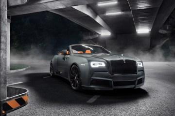 tuning tuner veredelung veredler individualisierung rolls-royce dawn cabrio cabriolet fahrzeuge luxusautomobile luxus luxuscabriolet luxuscabrio
