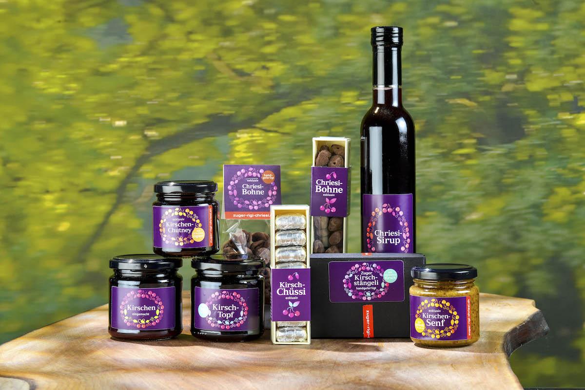 kirschen zug schwyz luzern anbau produkte kirschenanbau schweiz tradition chriesi kirschbäume blütezeit kirschenblüten schweiz