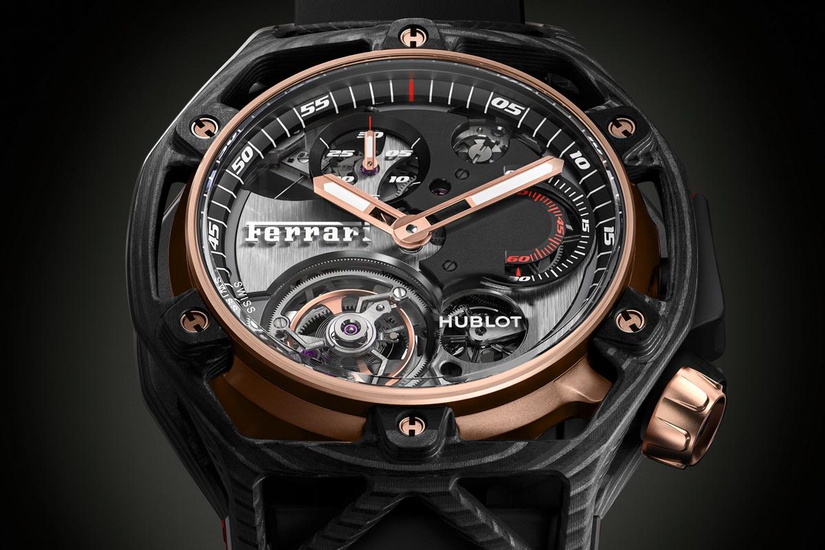 strange ferrari for very watches expensive laferrari hublot pin sale