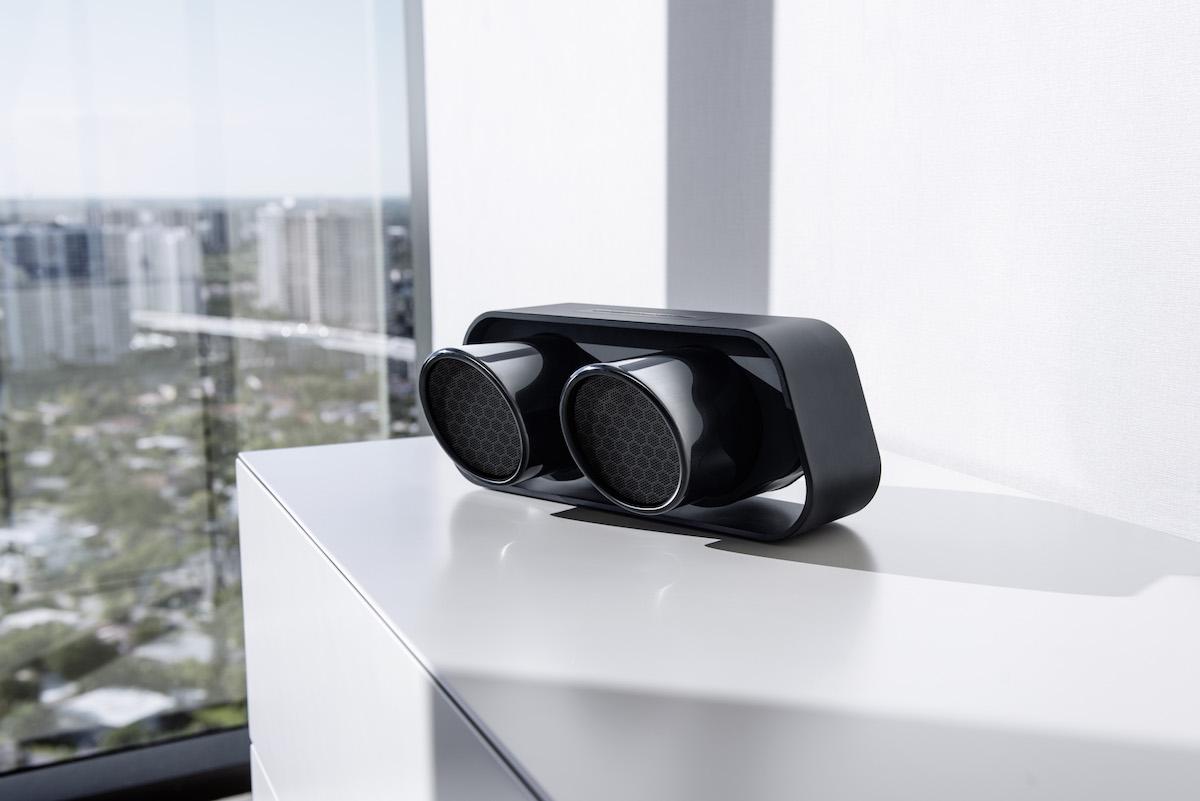 porsche design wireless speaker speakers bluetooth sound