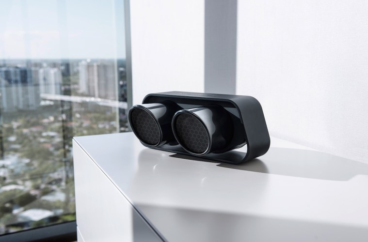 porsche design wireless speaker speakers bluetooth sound