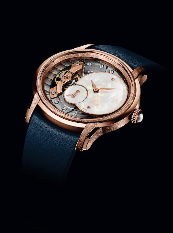 audemars piguet damenuhren royal oak luxusuhren uhrenmodelle damen frauen uhrenmanufaktur schweiz schweizer luxusuhr limitiert sihh 2018 rosegold edelstahl