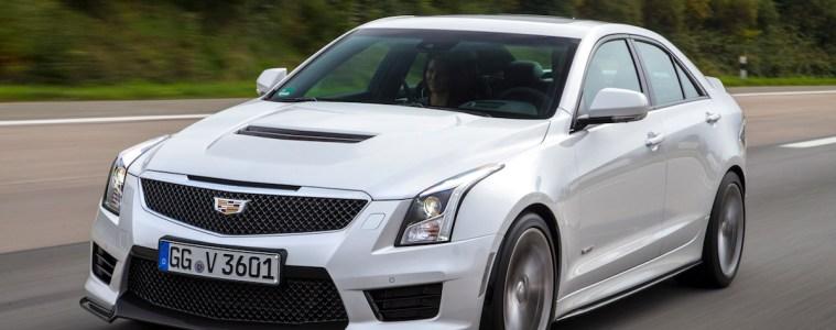 cadillac ats-v ats v-modelle v-serien luxuslimousinen luxus-limousinen limousinen luxus premium sportwagen fahrzeuge mittelklasse