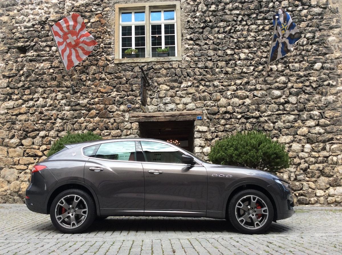 maserati levante levante-s diesel suv sport utility vehicle geländewagen luxus sportwagen modelle schweiz luxus-suv