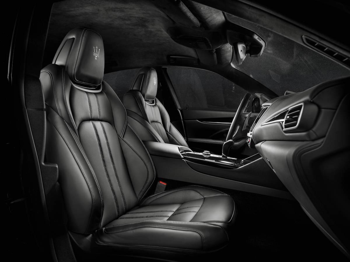 maserati levante levante-s dieselmotor benzinmotor modelle 2018 suv geländewagen versionen serienausstattung interieur cockpit