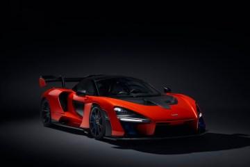 mclaren senna sportwagen modelle versionen preise schweiz deutschland neuheiten neuheit automobilsalon genf 2018 limitiert