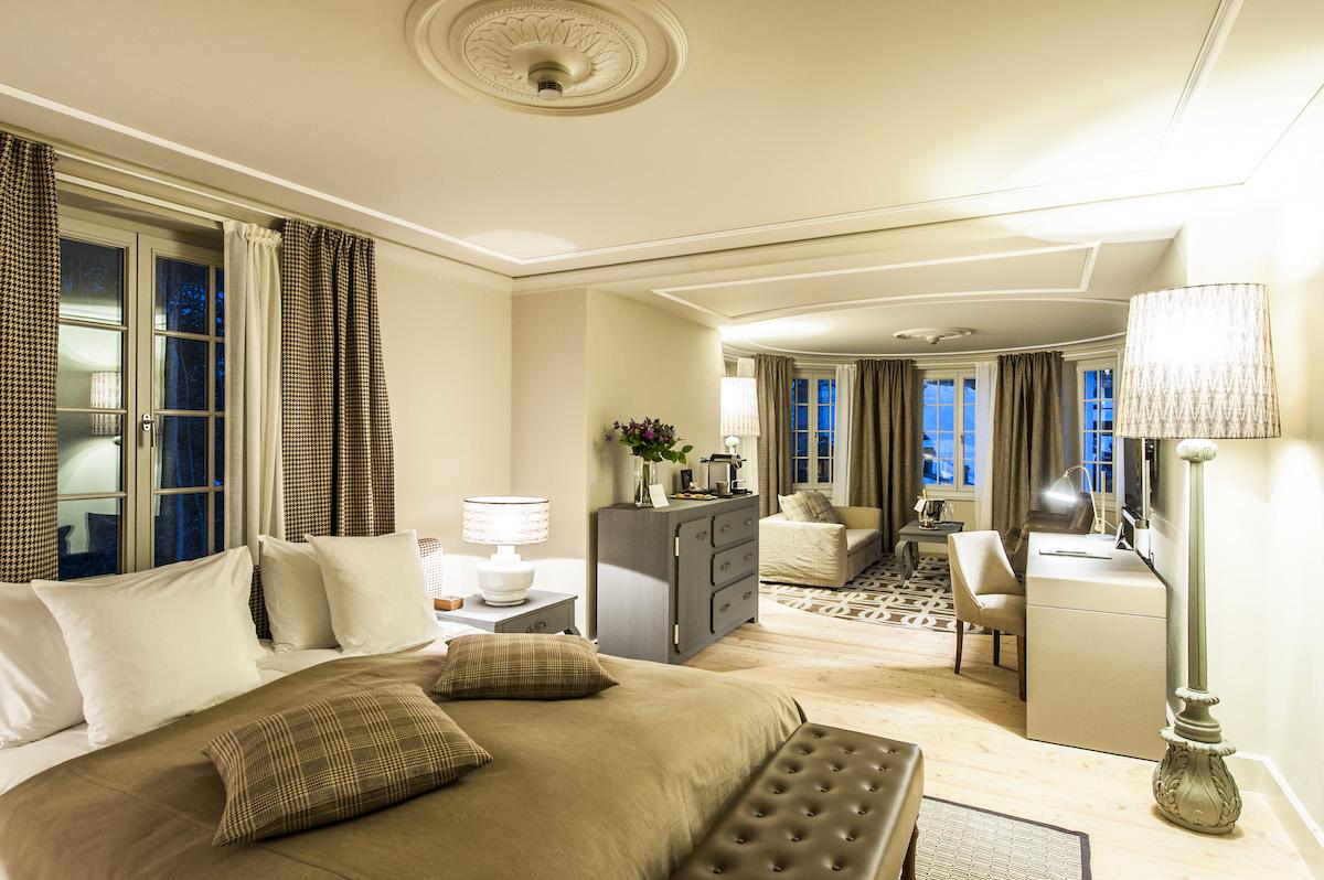 le grand bellevue luxushotels luxushotel gstaad schweiz winter wintersaison 2017 2018 wellness spa luxus-hotel