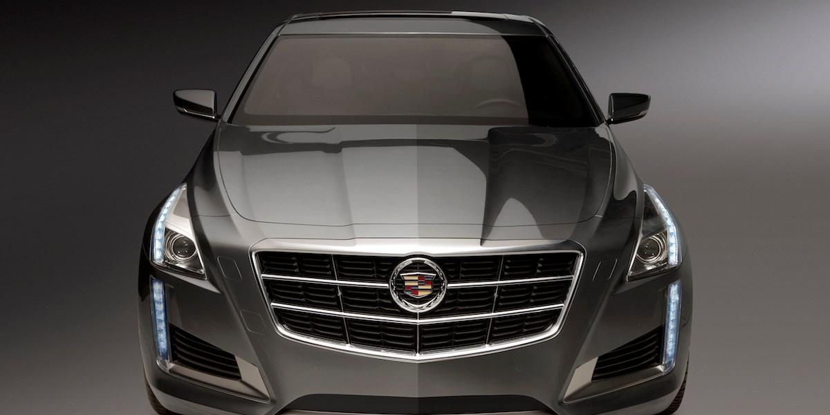 cadillac cts luxuslimousinen premiumsegment mittelklasse mittelklasse-limousinen hersteller usa automarken luxus-limousine limousine