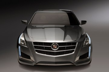 cadillac cts sedan models premium luxury