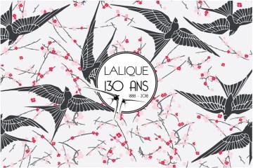 Lalique Jubiläum