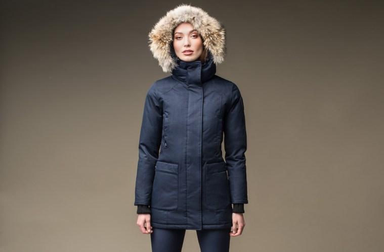 hot sale online d6672 ae0cf Die Winterjacken von Nobis für Damen und Herren - Proudmag.com