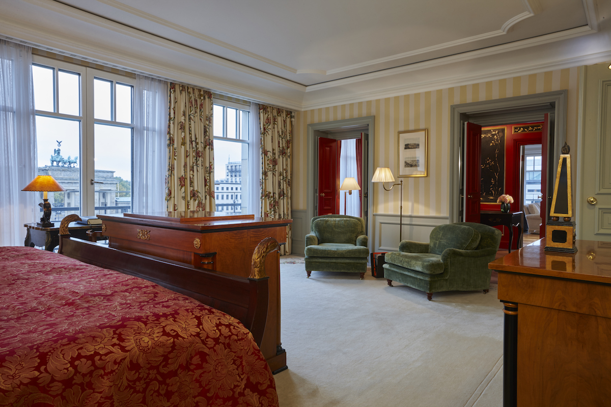 luxury luxurious hotels kempinski suites tower-suites africa asia europe middle east germany switzerland austria travel