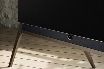 Ausgezeichnet werden die beiden Fernsehmodelle Loewe bild 3 und Loewe bild 5 OLED sowie der portable Lautsprecher Loewe klang m1 (Bild Loewe).