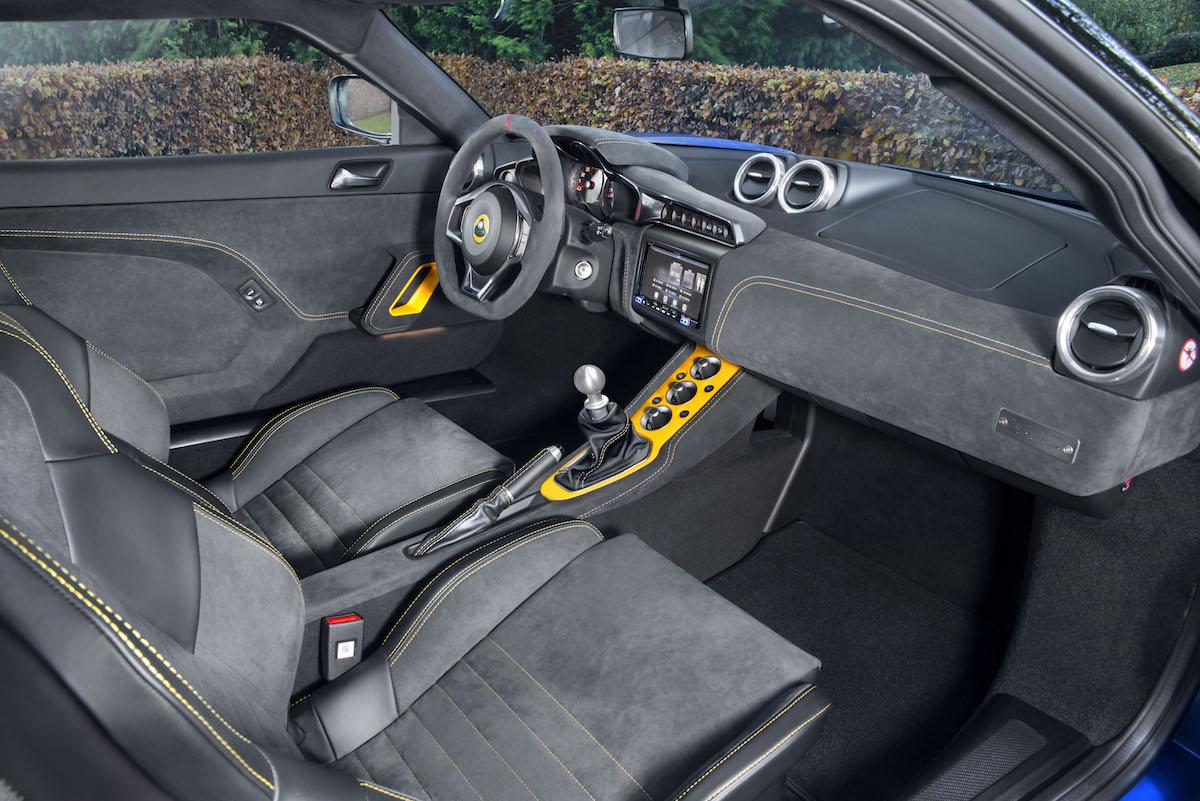 lotus evora gt410 sport new model models sports cars customisation