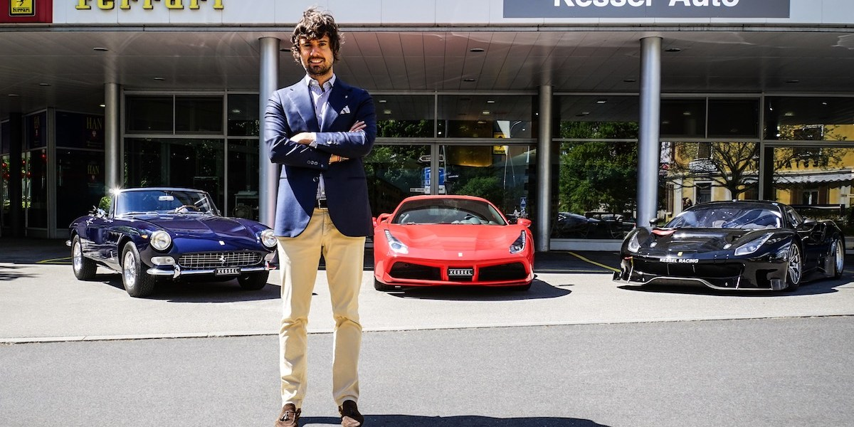 PROUDMAG Swiss Luxury Lifestyle Magazin - Proudmag.com
