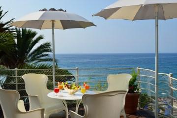 Olivenöl-Menü im Royal Hotel Sanremo