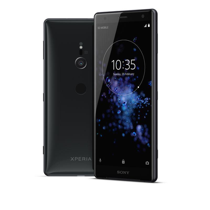 sony smartphone smartphones handy telefon neue modelle neuheiten preise farben xperia xz2 compact display kamera videos