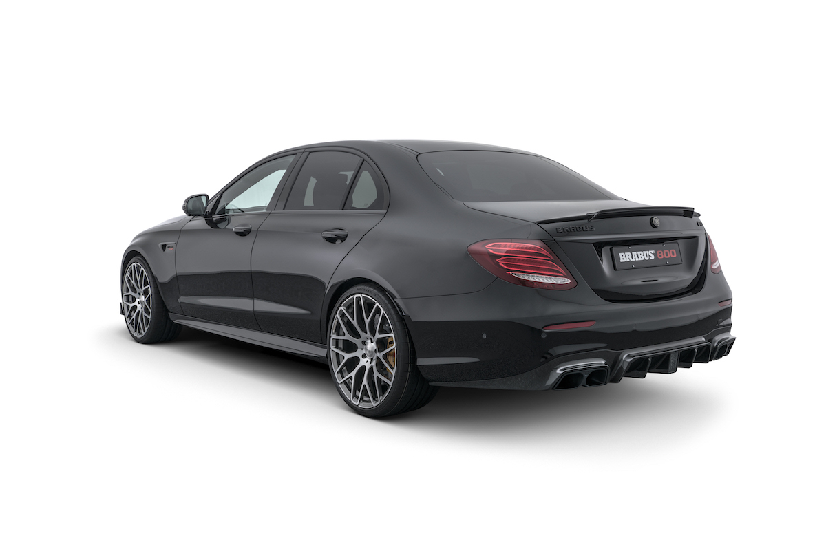 brabus 800 mercedes benz e 63 s 4matic+ performance limited enhancement aerodynamic kit all-wheel-drive