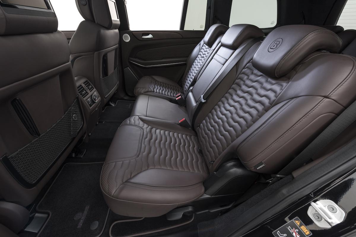 brabus widestar suv luxus tuner tuning veredler veredelung sportwagen luxus-limousinen deutschland schweiz interieur