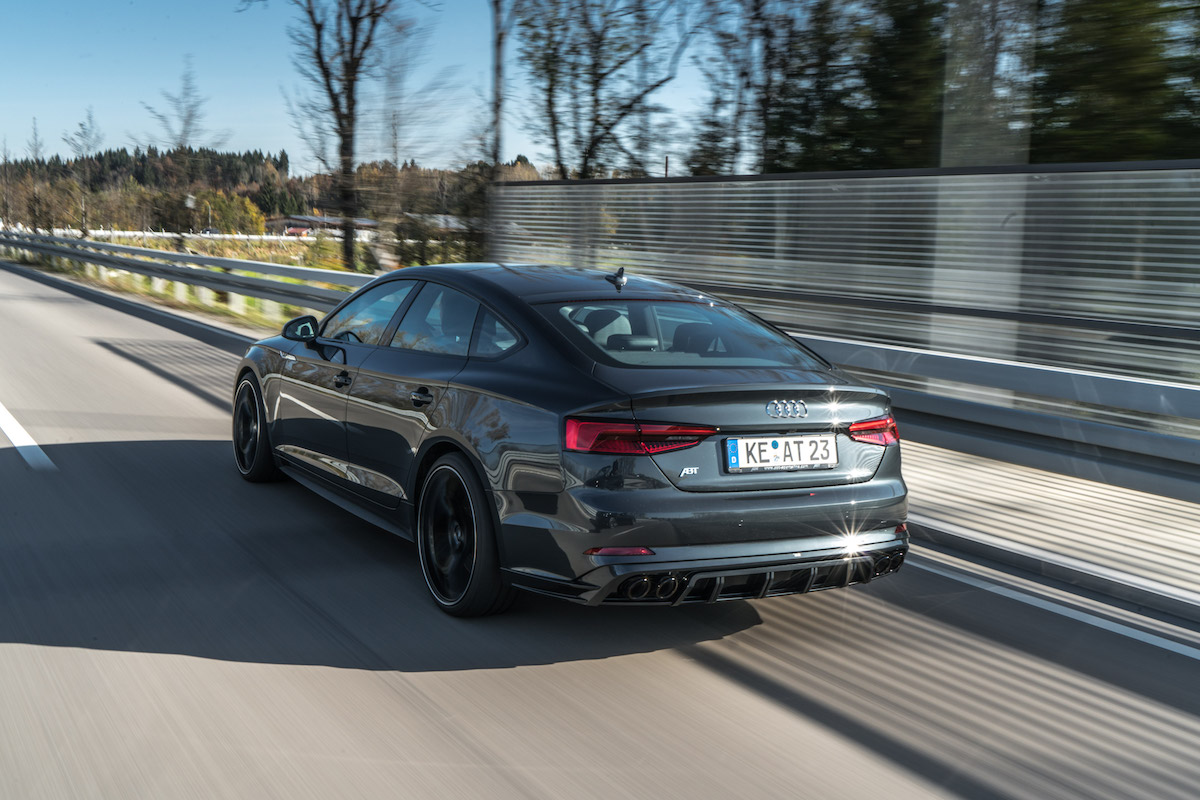 The ABT S5 Sportback with 425 HP - Proudmag com