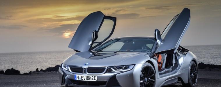 bmw i8 roadster coupe sportwagen modelle motoren leistung modelle elektro hybrid