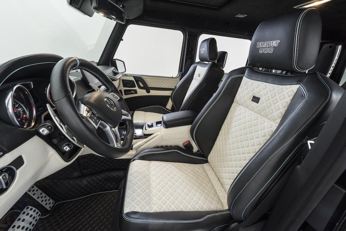 brabus 900 one of ten offroad allradantrieb allrad geländewagen mercedes mercedes-benz tuning neuheiten
