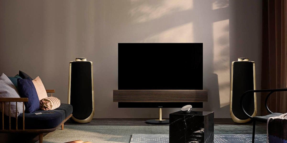 bang & olufsen tv loudspeakers speakers audio sound high end quality