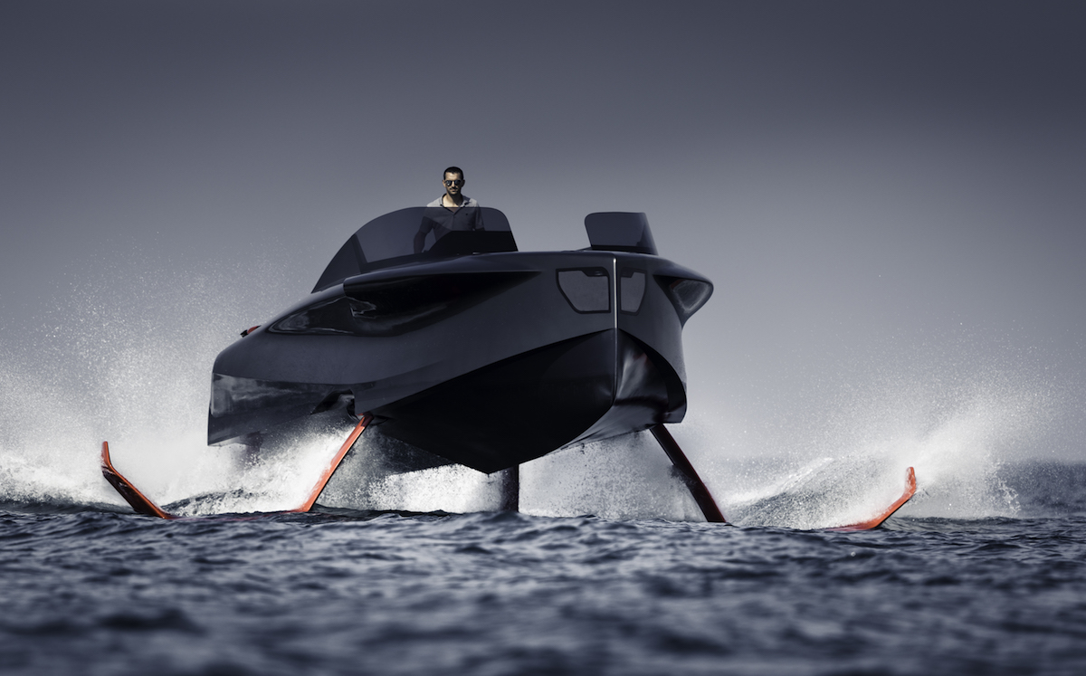 enata marine foiler yacht foiling new luxury luxurious manufacturer company