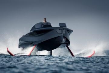 enata marine foiler yacht foiling new luxury luxurious manufacturer company